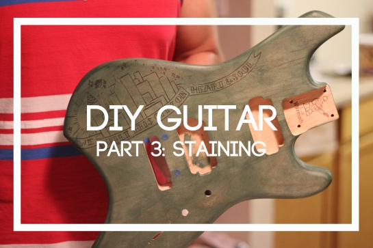 Guitar Staining Intro
