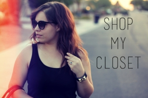 shop my closet button
